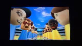 Wii sports baseball being bad
