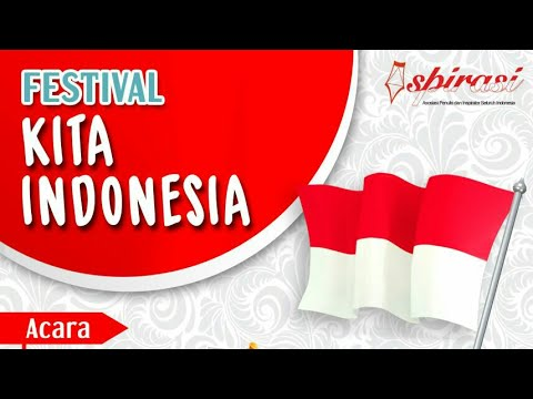 Festival Kita Indonesia by Aspirasi 9 september 2017 di Jakarta Convention Center