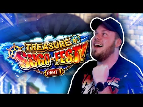 RAYLEIGH TICKET CLUTCH! Treasure Map Sugo-Fest Pulls! (ONE PIECE Treasure Cruise)