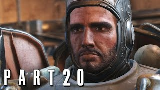 Fallout 4 Walkthrough Gameplay Part 20 - ArcJet Systems PS4