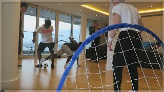 A NEW KIND OF FOOTBALL! thumbnail