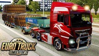 Transport specjalny - Euro Truck Simulator 2 | (#35)