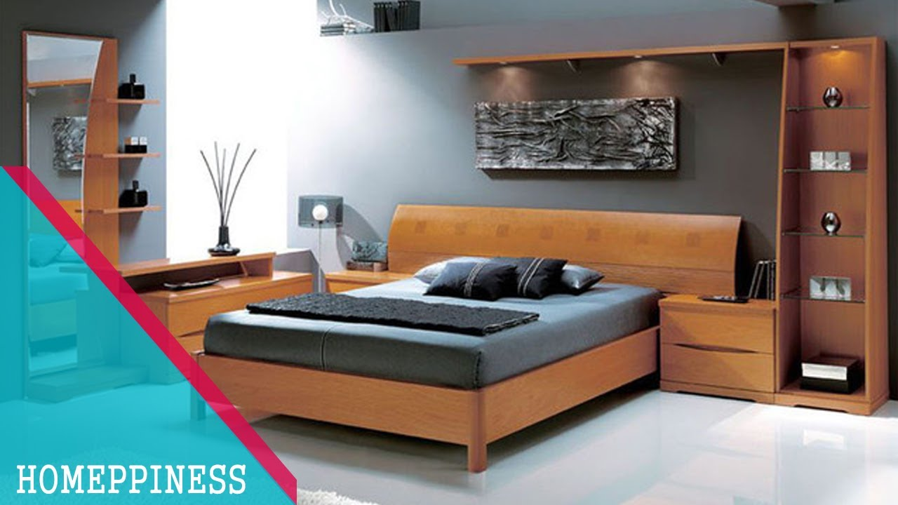 BEST BEDROOM IDEAS !!! 25+ Modern Minimalist Bedroom Design With Cool  Storage Furniture