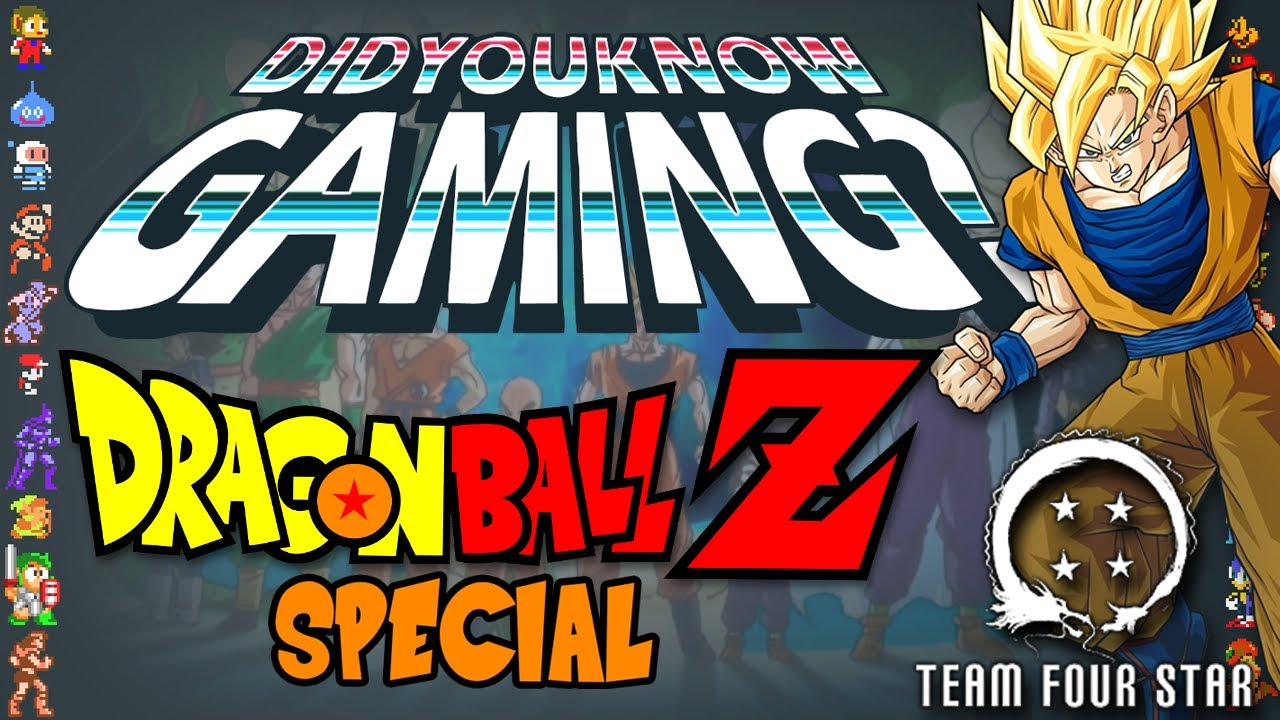 Dragon Ball Z Games - Did You Know Gaming? Feat ...