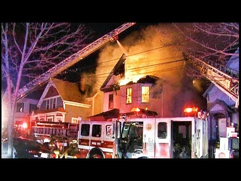 17 A St. Lowell 2 alarm fire