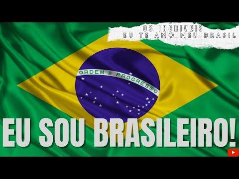 """Eu Te Amo Meu Brasil"" by Os Incríveis"