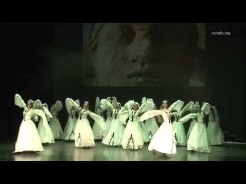 Американский ансамбль «Шуши» выступил с концертом в Москве