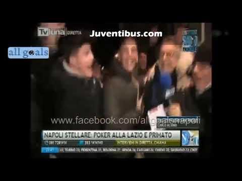 Festa Napoli!!! 3° Scudetto della storia 😂