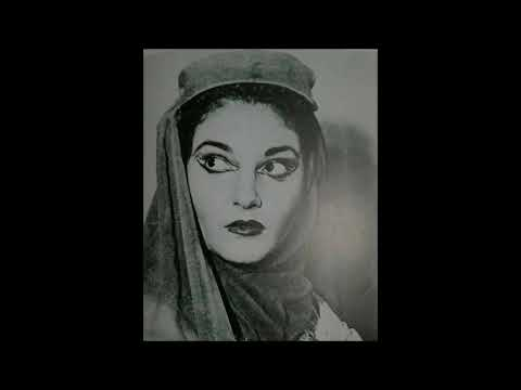 Fearless early Maria Callas summons her Demonic C6s and Trills for Lady Macbeth