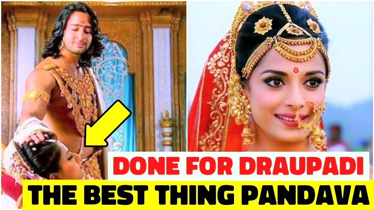 What is The Best Thing Pandava Has Ever Done For Draupadi?