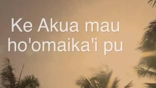 Ho'onani I Ka Makua Mau Doxology Lyric Video