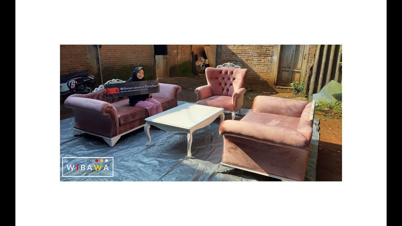 Harga Sofa Shabby Minimalis Soft 321 Custom Furniture