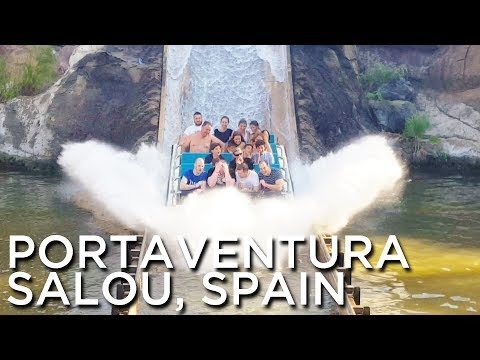 2017-09-11 Thru 2017-09-14 'PortAventura, Salou, Spain'