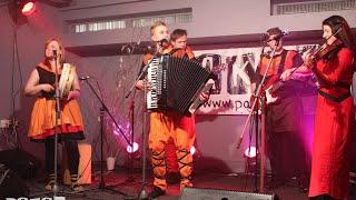 Postfolkloras grupa RIKŠI | Noriet saule vakarā | LIVE @PAKAC | 15.04.2016 | Preiļi
