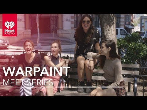 Warpaint Interview - Meet Alt Music's New Hit Band