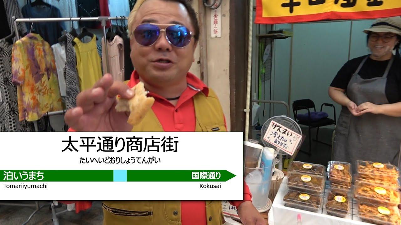 【漫談】太平通り商店街を練り歩いてみた【散歩】
