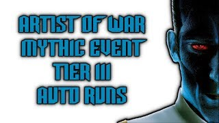 Artist of War Tier III - Auto Battles