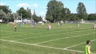 AFL Quebec Round 5 - Montreal Demons v West Island Wooders