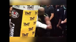 ((Check This Out)) Celebs Who WIll Be At Mayweather vs McGregor