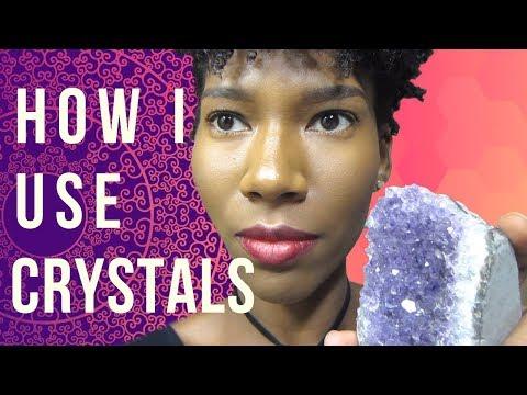 How I Use Crystals & Stones for Healing, Clarity & Manifesting! - -Kasheera Latasha