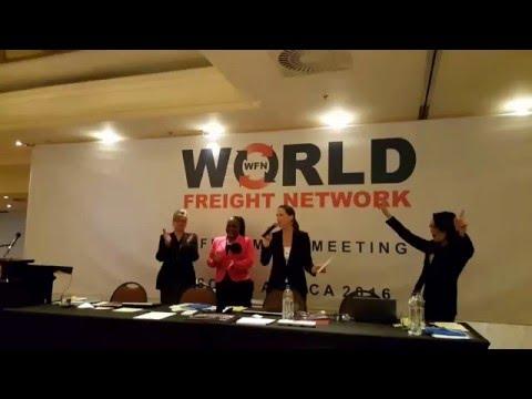 World Freight Network Donation