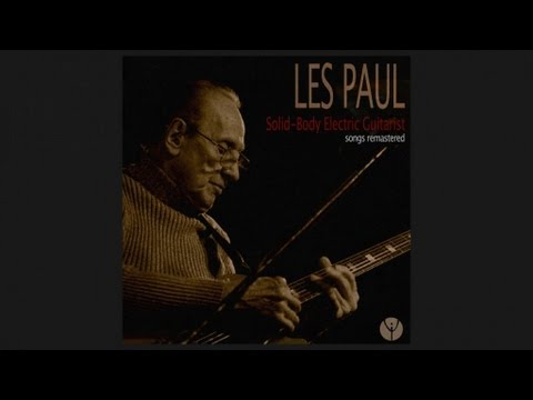 les paul jazz me blues 1951 youtube. Black Bedroom Furniture Sets. Home Design Ideas