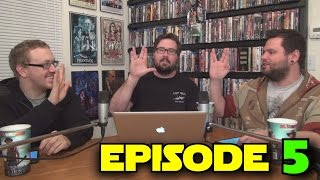 Nerf Herders Podcast #5: The Avengers Age Of Ultron Trailer 3!