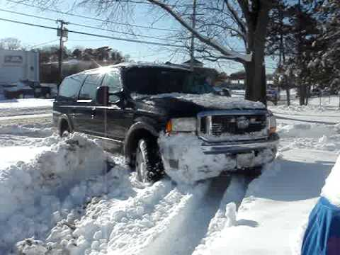 Ford Excursion - YouTube