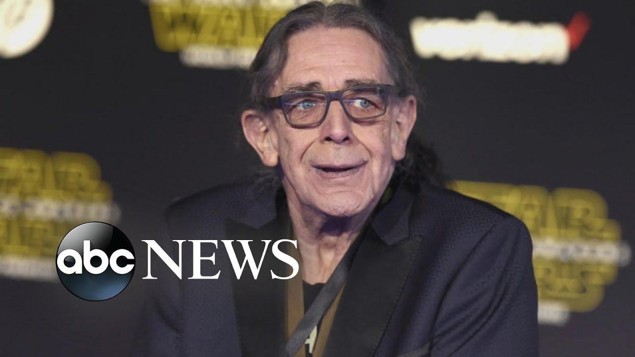 "Peter Mayhew, original Chewbacca actor in ""Star Wars,"" dies at 74"
