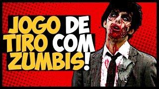NOVO JOGO de TIRO MULTIPLAYER com ZUMBIS - Dead Alliance