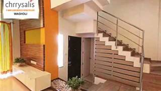 Bungalows in Pune - Chrrysalis 3 BHK Luxurious Row Houses in Pune , Wagholi
