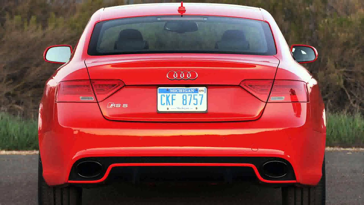 2015 Model Audi Rs5 Youtube