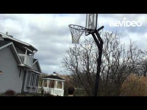 JJJ Basketball Trick Shots