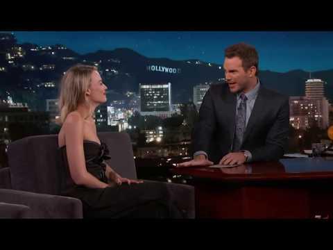 Guest Host Chris Pratt Interviews Margot Robbie (REACTION)