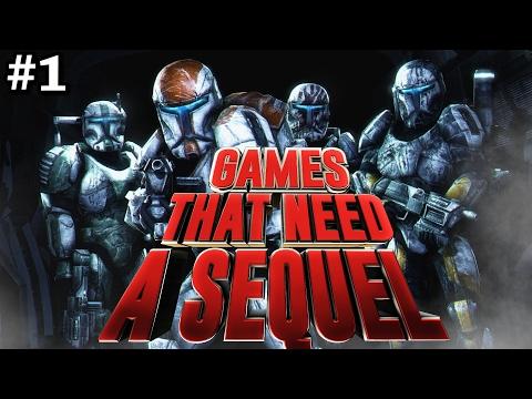 Why Republic Commando Needs a Sequel