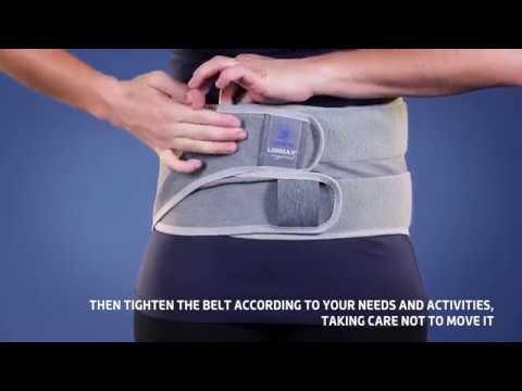 thuasne---lombax-original-lumbar-belt---fitting-video