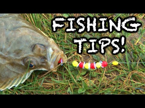 Shore Fishing Tips For Beginners - Rigs, Tips, Tactics To Catch Plaice And Flatfish