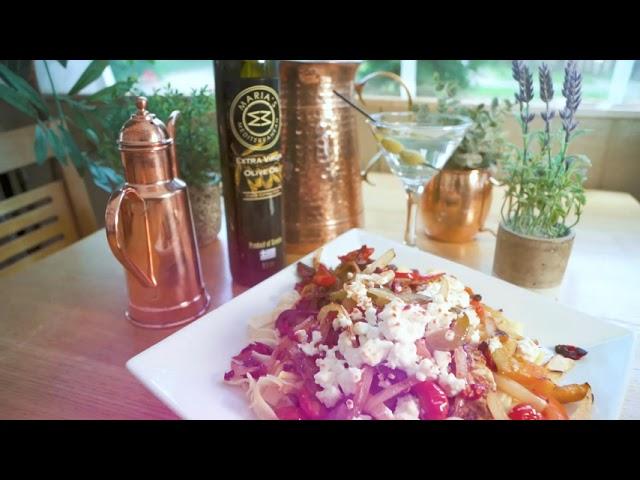 Maria's Mediterranean: Greek Chicken
