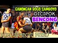 Ganongan Lucu Kabol vs Vega banci  full Rogo Samboyo Putro live Kaligayam Banyakan KEDIRI