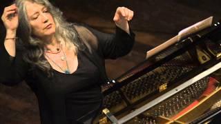 Martha Argerich live in Leipzig 2013: Schumann - Traumes Wirren