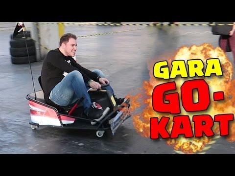 GARA IN GO-KART vs STORMY - SORPASSI EPICI!! (extra)