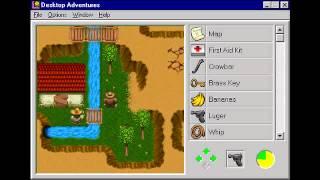 Indiana Jones and His Desktop Adventures 11 - Namco + Capcom
