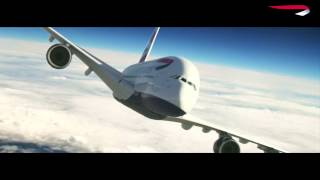 British Airways - Race The Plane - Race the A380 on 24 September 2013