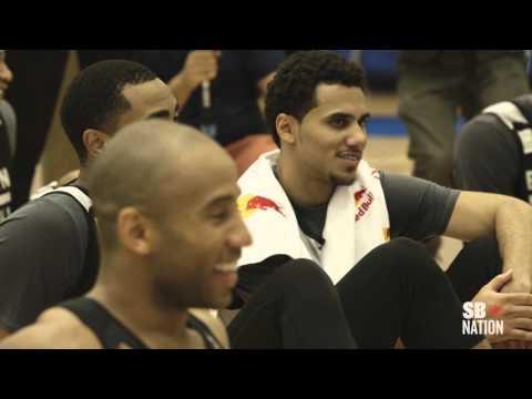 Михаил Прохоров научил баскетболистов «Brooklyn Nets» работать с мячом