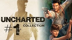 Uncharted: The Nathan Drake Collection Gameplay #1 - Let's Play Uncharted PS4 Deutsch / German
