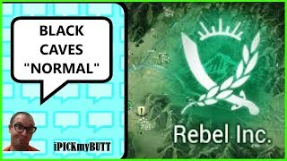 Rebel Inc - How to beat Black Caves on Normal [New Update]