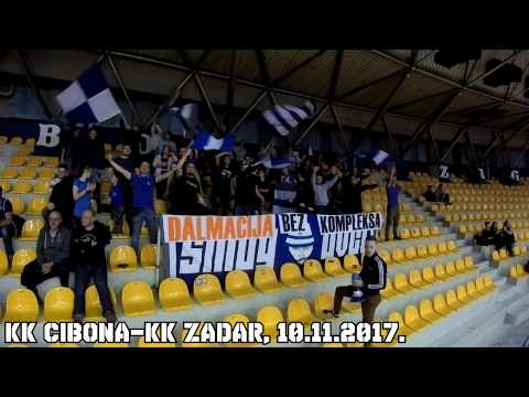 Smogovci ::: KK Cibona - KK Zadar, 10.11.2017.