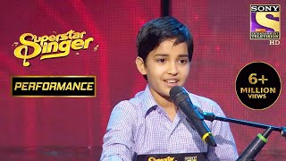 Akansha's Voice Reminds Judges About The Legends | Superstar Singer