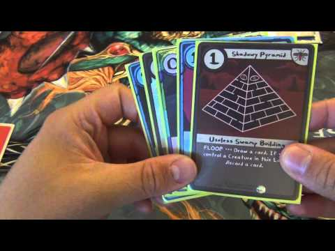 Card Wars Tutorial - The Explanation