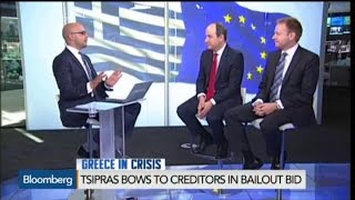 What Is Behind Tsipras' Latest Proposal?